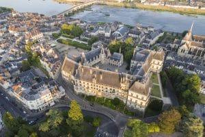Visite guidée de la cité royale de Blois