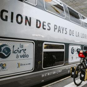 Train Vélo Loire - Région Pays de la Loire